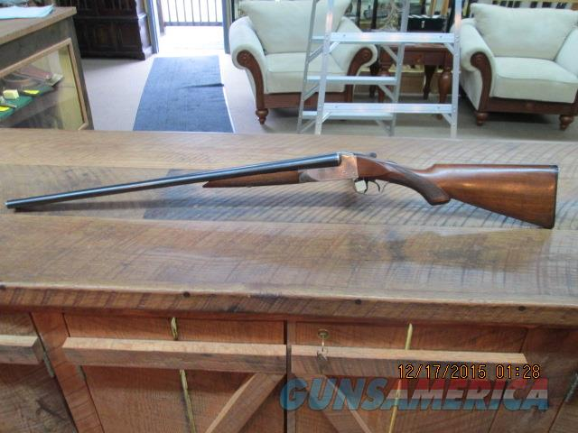 ITHACA FLUES 20GA. EJECTOR SIDE X SIDE SHOTGUN S/N 3940XX.ORIG AND SOLID!  Guns > Shotguns > Ithaca Shotguns > SxS