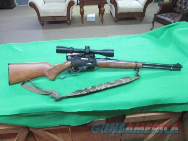 marlin 336w  30-30 lever action excellent shape  hunt ready  Guns > Rifles > Marlin Rifles > Modern > Lever Action