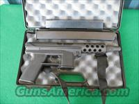 INTRATEC TEC-9 PISTOL 9MM LUGER W/CASE 2 CLIPS  Guns > Pistols > Intratec Pistols