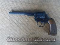 H & R 1930'S MODEL 922 REVOLVER 9 SHOT CYLINDER 22 L.R. CAL. 90% ORIGINAL CONDITION.  Guns > Pistols > Harrington & Richardson Pistols
