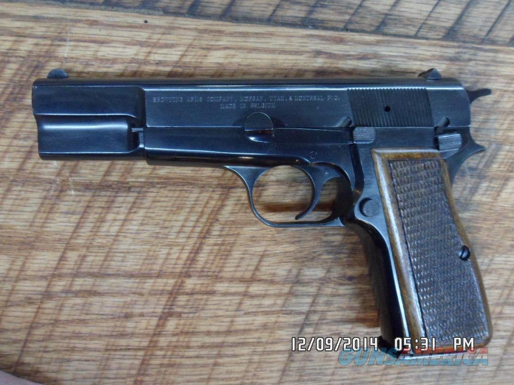 dating belgium browning Sales of the fn/browning model 1900 were booming in 1905 when browning patented in belgium fabrique nationale herstal belgique/browning date of the ill.