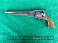 ARMI SAN PAOLO / REMINGTON 1858 NEW MODEL ARMY  PERCUSSION REVOLVER 44 BP. GREAT SHAPE!  Guns > Pistols > Remington Replica Pistols
