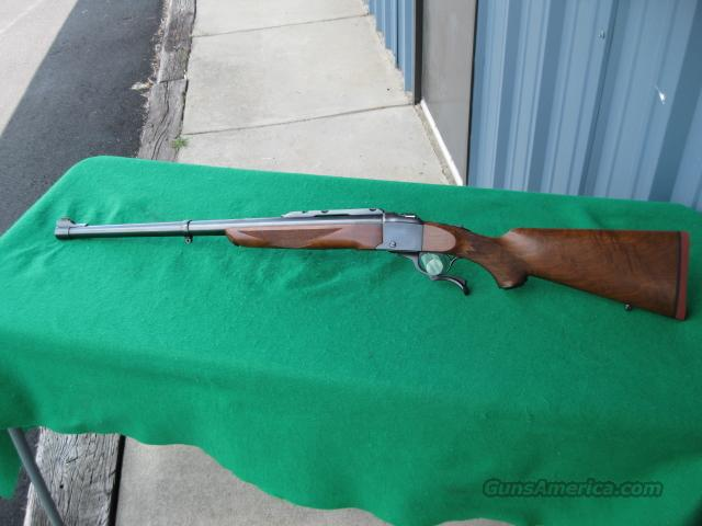 RUGER # 1 TROPICAL DANGEROUS GAME RIFLE 458 WIN.CAL. LIKE NEW  Guns > Rifles > Ruger Rifles > #1 Type