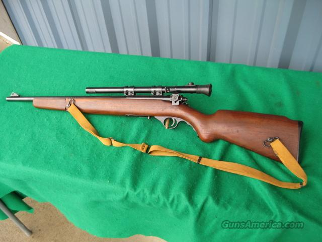 MOSSBERG & SONS MODEL 142-A BOLT ACTION CARBINE 22 CAL. 95%  Guns > Rifles > Mossberg Rifles > Other Bolt Action