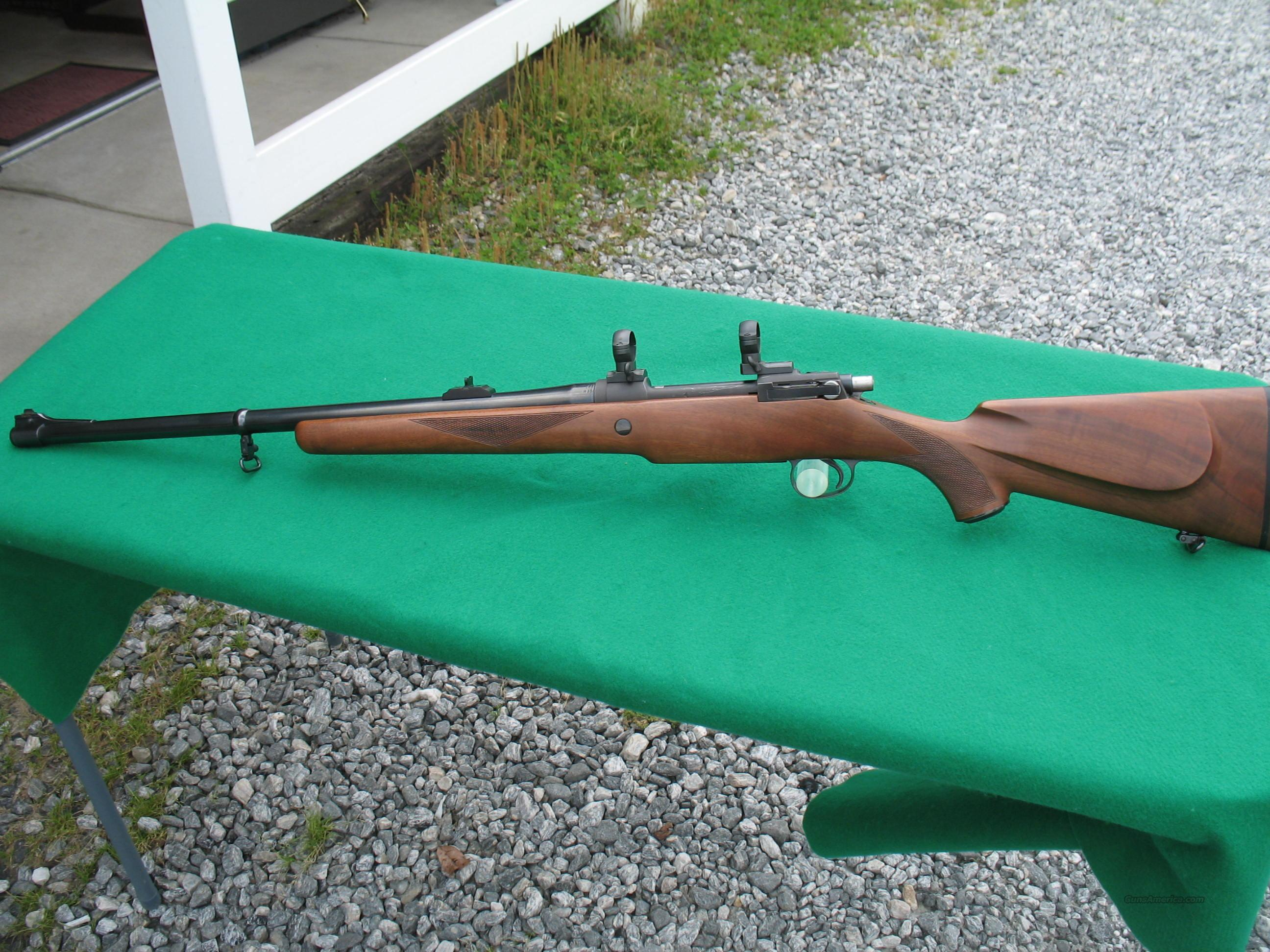 CUSTOM  ENFIELD RIFLE .416 RIGBY CAL.  Guns > Rifles > Custom Rifles > Bolt Action
