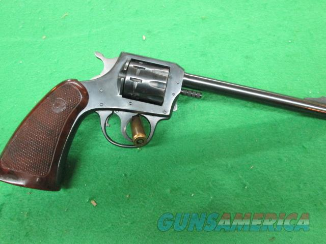"H&R MODEL 922 6"" 9 SHOT REVOLVER .22 CAL   Guns > Pistols > Harrington & Richardson Pistols"