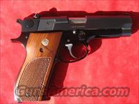 SMITH & WESSON MOD. 39-2 PISTOL 9MM  Guns > Pistols > Smith & Wesson Pistols - Autos > Alloy Frame