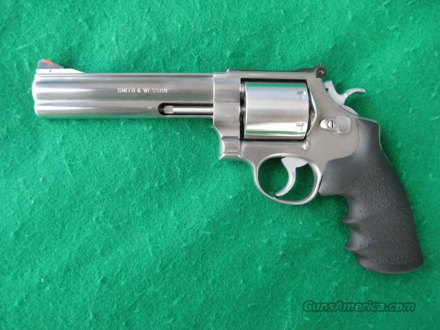 SMITH & WESSON CLASSIC STAINLESS HUNTER MOD. 629-2 44 MAGNUM 1988  Guns > Pistols > Smith & Wesson Revolvers > Model 629