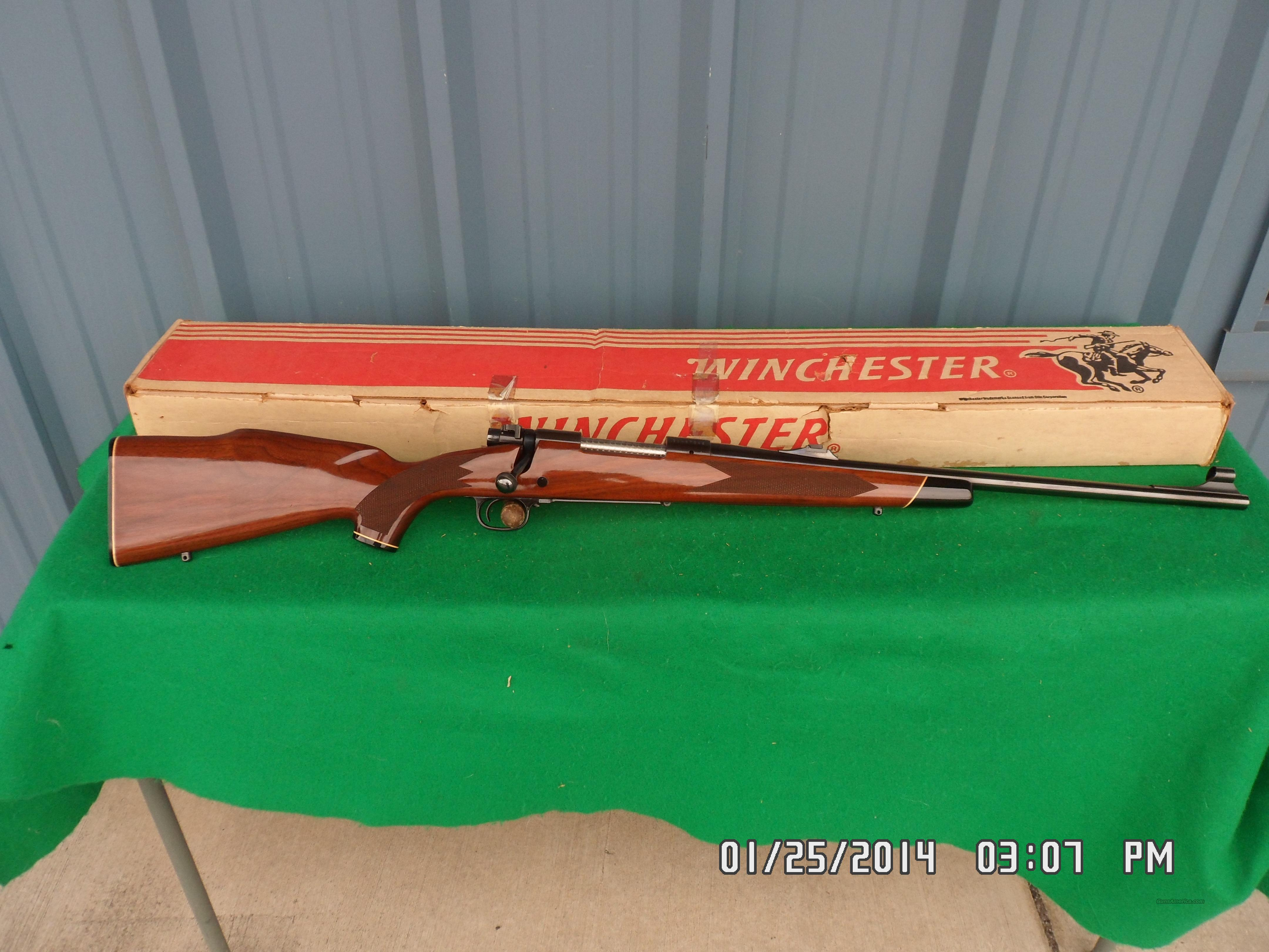 WINCHESTER MODEL 70 XTR DELUXE 1970'S  30-06 RIFLE UNFIRED AND NEW IN BOX.99%PLUS!  Guns > Rifles > Winchester Rifles - Modern Bolt/Auto/Single > Model 70 > Post-64
