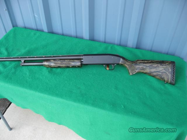 Mossberg 500C Pump Shotgun Youth Model 20 GA  Guns > Shotguns > Mossberg Shotguns > Pump > Sporting