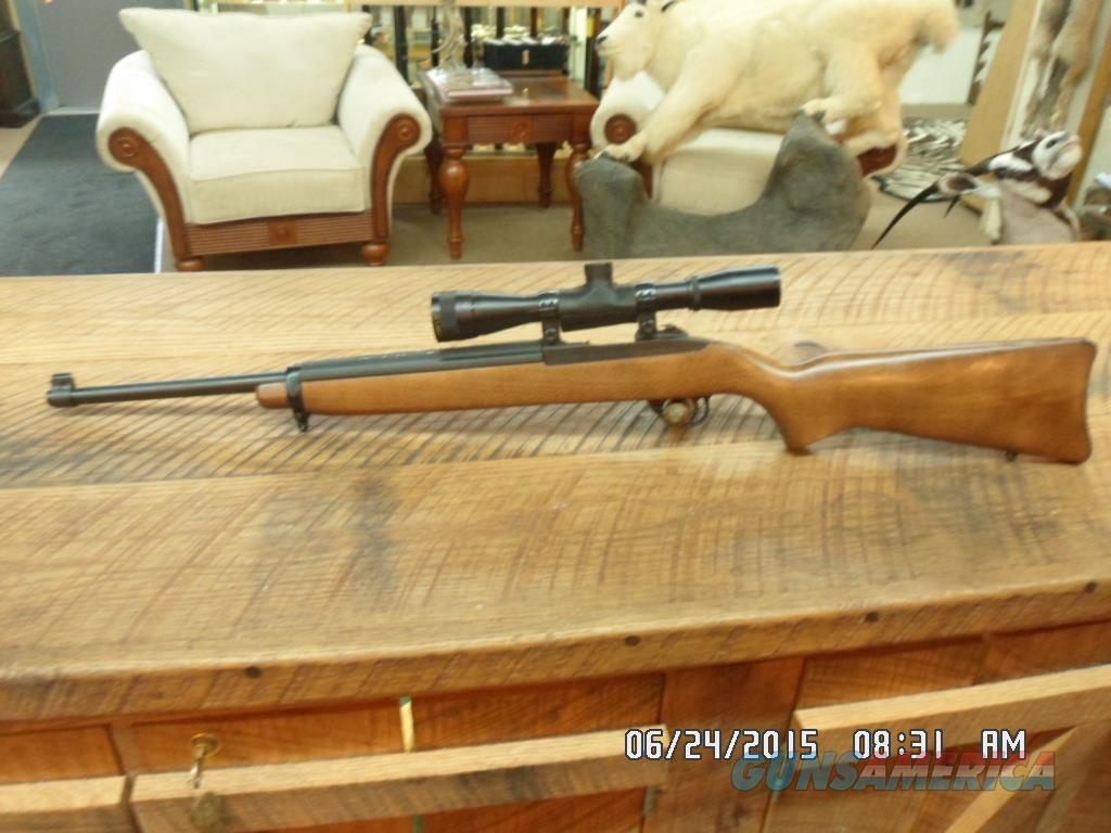 "RUGER 99/44 ""DEERFIELD CARBINE"" 44 MAGNUM 100% AS NEW AND UNFIRED!NO BOX.  Guns > Rifles > Ruger Rifles > M44/Carbine"