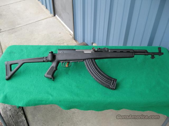 NORINCO SKS SEMI AUTO ASSAULT 7.62X39 RIFLE FOLDER 98%  Guns > Rifles > Norinco Rifles