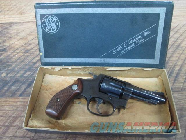 SMITH & WESSON MODEL 30-1 .32 S&W REVOLVER   Guns > Pistols > Smith & Wesson Revolvers > Small Frame ( J )