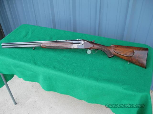 MERKEL SHUL  PRE-WAR O/U COMBO GUN 16GA./ 8X57R  ALL ORIGINAL  Guns > Shotguns > Drilling & Combo Shotgun Rifle Combos