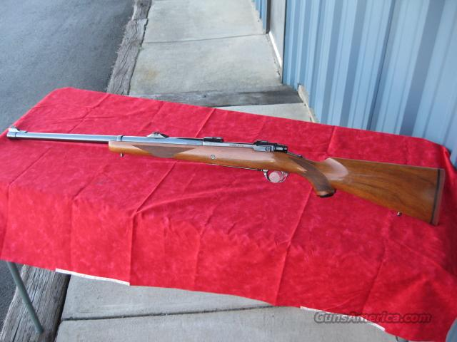 RUGER AFRICAN MODEL 77 RSC BIG GAME RIFLE 458 WIN.MAG. CIRCASSIAN 1976-1978 ONLY.99%!  Guns > Rifles > Ruger Rifles > Model 77