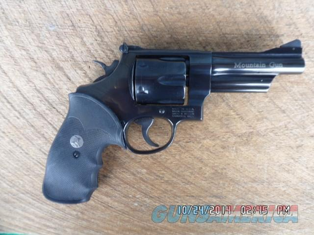 "SMITH & WESSON MODEL 57-5 DOUBLE ACTION 41 MAGNUM ""MOUNTAIN GUN"" 6 SHOT REVOLVER,LIKE NEWW 99% COND.  Guns > Pistols > Smith & Wesson Revolvers > Full Frame Revolver"
