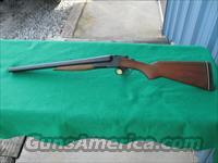 OXFORD ARMS CO. SIDE X SIDE COACH GUN 12GA.  Guns > Shotguns > American Arms Shotguns