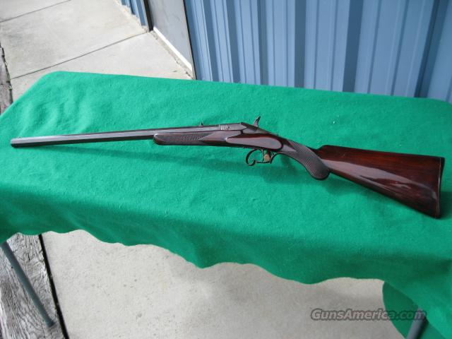 FLOBERT BELGIUM SINGLE SHOT RIFLE .32 RIMFIRE RARE!  Guns > Rifles > Antique (Pre-1899) Rifles - Ctg. Misc.