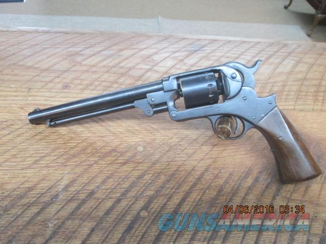 STARR ARMS CO. 1863. ARMY REVOLVER  Non-Guns > Black Powder Muzzleloading