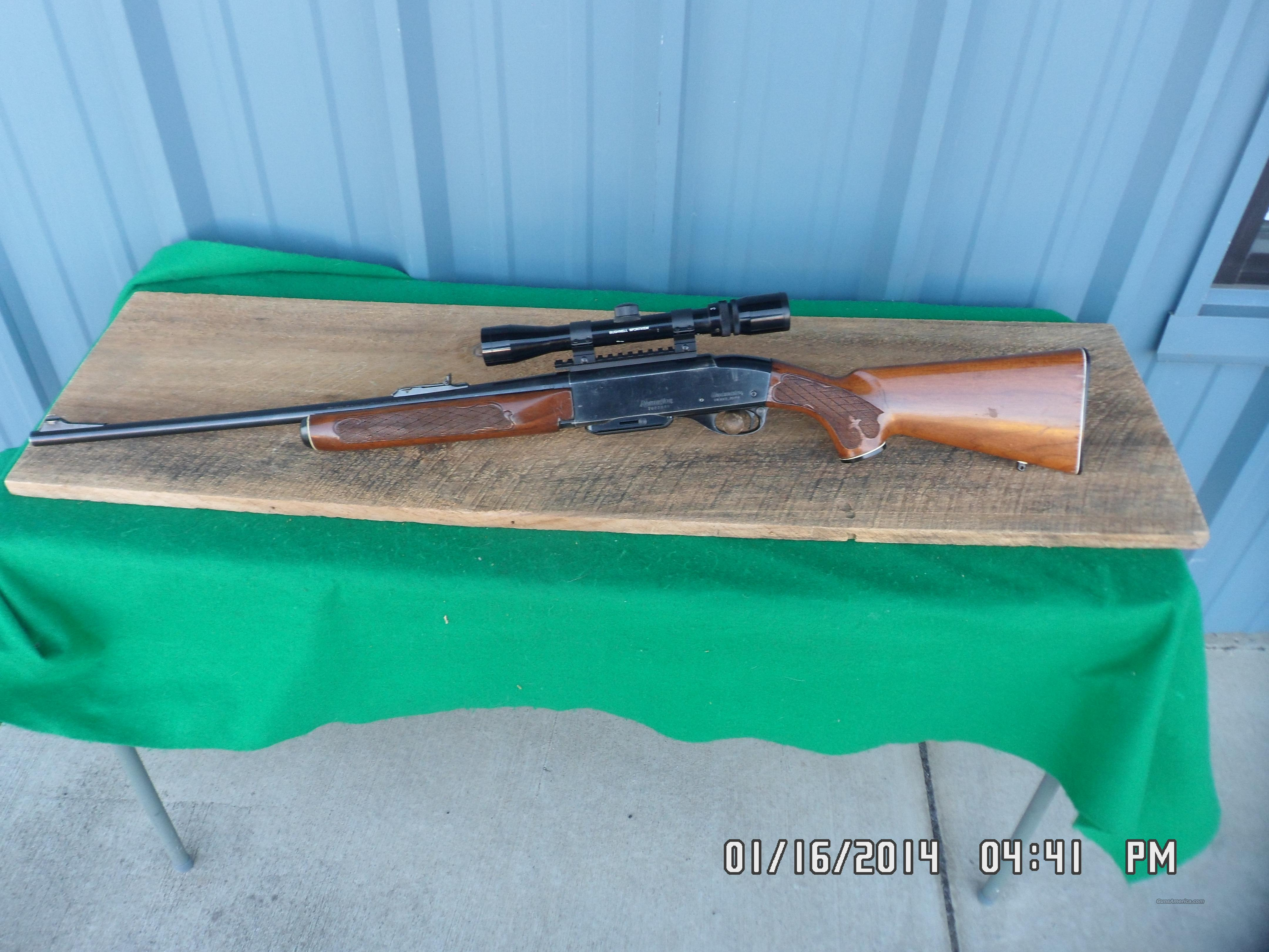 REMINGTON MODEL 742 WOODSMASTER 308WIN.READY TO HUNT.  Guns > Rifles > Remington Rifles - Modern > Other