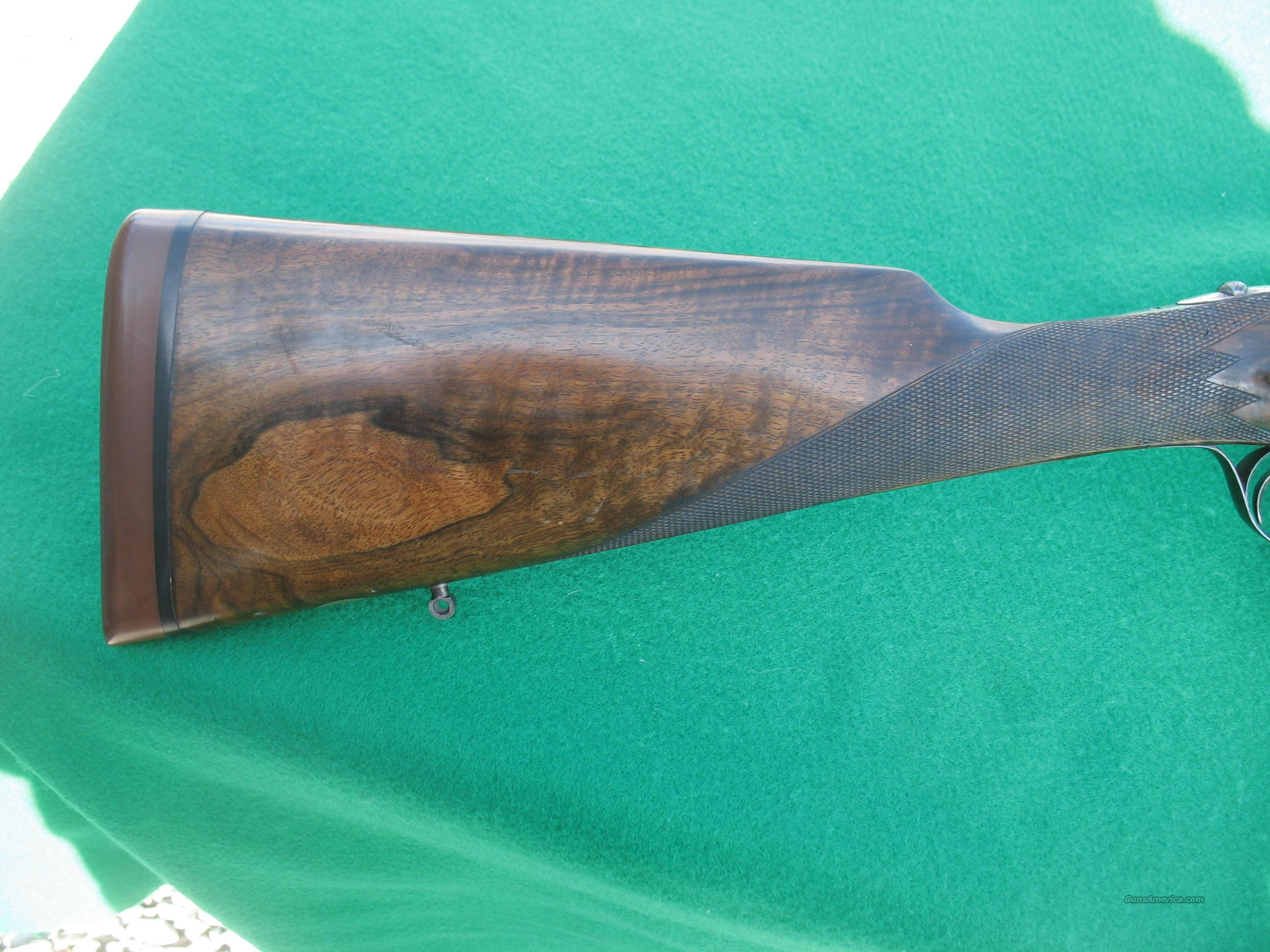 G. DEFOURNEY DOUBLE RIFLE/DRILLING 8X60R / 20GA.A BEAUTY!!!  Guns > Rifles > Double Rifles (Misc.)