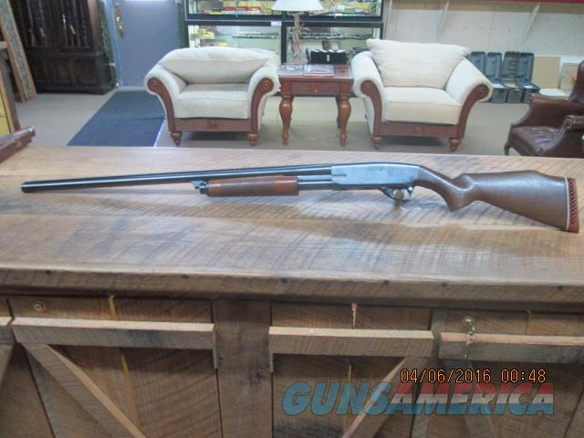 SAVAGE MODEL 30T (TRAP) 12GA. PUMP SHOTGUN  Guns > Shotguns > Savage Shotguns