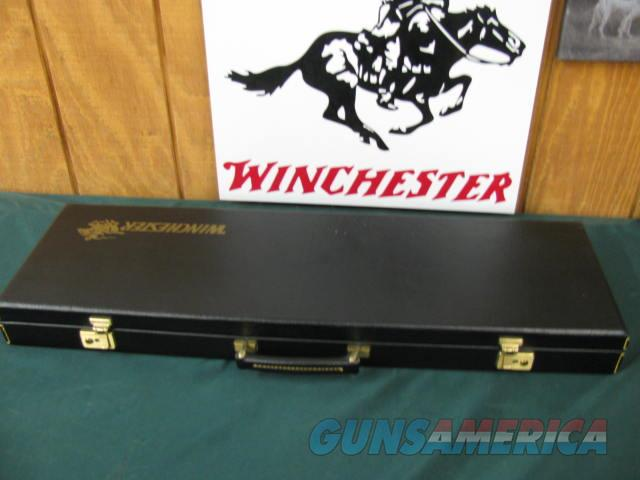 6318 Winchester 101 Pigeon XTR FEATHERWEIGHT 12 gauge 26 inch barrels ic/mod STRAIGHT GRIP AAFancy Walnut in stock/forend, 99% condition, pheasants/quail engraved coin silver receiver, Winchester pad. all original. correct Winchester case,   Guns > Shotguns > Winchester Shotguns - Modern > O/U > Hunting