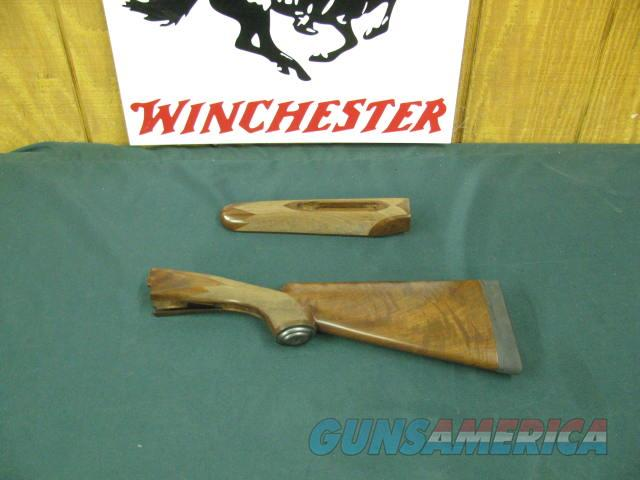 6755 Winchester model 23 LIGHT DUCK 20 gauge, factory NEW OLD STOCK,forend/stock with lots of figure AAA++, normally a set of NOS forend/stock set is $500-750.Also from the Winchester factory I have: model 23 grand canadian 20ga set, model   Non-Guns > Gunstocks, Grips & Wood