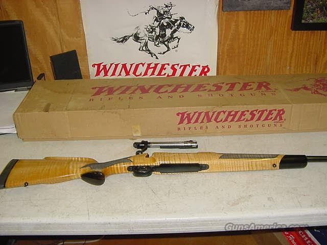 3769 Winchester Model 70 SPECIAL EDITION FAJEN 7MM REM MAG NIB  Guns > Rifles > Winchester Rifles - Modern Bolt/Auto/Single > Model 70 > Post-64