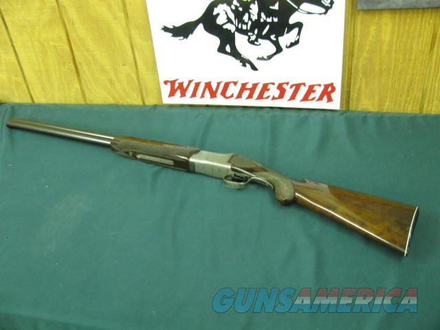 6130 Winchester 101 Pigeon 12 gauge 28 inch barrels, mod/full, all original and in 99% condition, this is the early one with dark walnut and diamond tipped engraver did the rose and scroll on the receiver, Winchester butt plate.AA Fancy Wal  Guns > Shotguns > Winchester Shotguns - Modern > O/U > Hunting