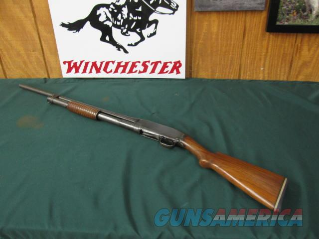 6684 Winchester model 1912 s/n 2311x, 20 gauge 24 inch barrel IC, coke plain barrel, Nickel steel barrel packmayr pad 13 1/2 lop, excellent conditon.bore is brite/shiny, action tite.nice little quick lively EARLY MODEL 1912  Guns > Shotguns > Winchester Shotguns - Modern > Pump Action > Hunting