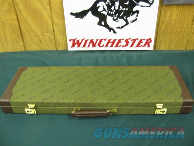 6177 Winchester 101 Field 410 gauge 28 inch barrels skeet/skeet, 99% CONDITION, AS NEW IN CORRECT WINCHESTER CASE.  bores brite and shiny, opens and closes tite. time capsule survivor.  Guns > Shotguns > Winchester Shotguns - Modern > O/U > Hunting