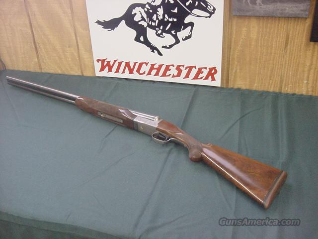 4572 Winchester Model 23 Ducks Unlimited Pigeon XTR 12g 28bl m/f 97-98%  Guns > Shotguns > Winchester Shotguns - Modern > SxS