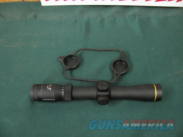 6196 Leupold VXR 2x7x33 NEW  regular recticle with red lighted dot in center, adjustable dot size, NEW never mounted.scope cover included  Non-Guns > Scopes/Mounts/Rings & Optics > Rifle Scopes > Variable Focal Length