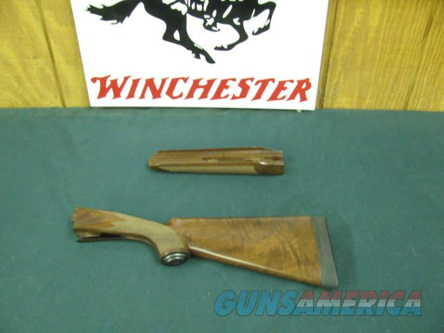 6881  Winchester model 23 LIGHT DUCK 20 gauge, factory NEW OLD STOCK,forend/stock with lots of figure AAA++, normally a set of NOS forend/stock set is $500-750.Also from the Winchester factory I have: model 23 grand canadian 20ga set, model  Non-Guns > Gunstocks, Grips & Wood