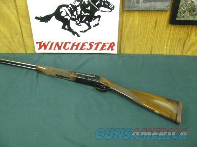 6810 Winchester 21 DELUXE SKEET, 20 gauge 26 inch barrels, sk1/sk2, PREWAR,single select trigger,ejectors, STRAIGHT GRIP, original Winchester butt pad, lop 14,ebony insert,fine line wrap around checkering,mid brass site, front red Bradley,   Guns > Shotguns > Winchester Shotguns - Modern > SxS