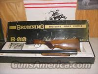 3119 Browning BSS 20ga  NIB  Browning Shotguns > Side by Sides