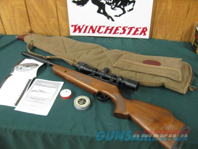 6241 BSA air rilfe Lightning model 177 caliber, BSA scope 2x7 rang 7.5-100yards, Boyt case, 700 pellets, 99% condition, with silencer. super excellent combo and condition  Guns > Rifles > BSA Rifles