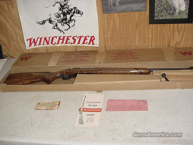 3937 Winchester Model 70 F W 270 pre 64 NEW IN BOX  Guns > Rifles > Winchester Rifles - Modern Bolt/Auto/Single > Model 70 > Pre-64