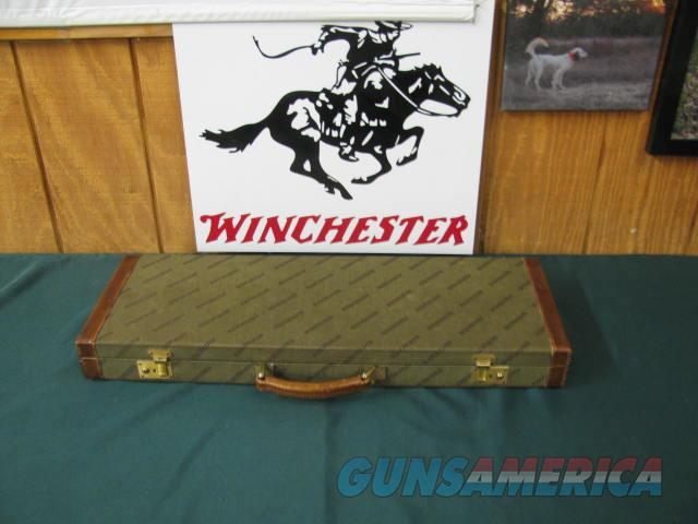 6731 Winchester 23 Classic 20 gauge 26 inch barrels ic/mod vent rib ejectors, single select trigger,pistol grip with cap, Winchester butt pad, ALL ORIGINAL 98% or better condition, GOLD PHEASANT RAISED RELIEF,AA++Fancy walnut, correct Winch  Guns > Shotguns > Winchester Shotguns - Modern > SxS