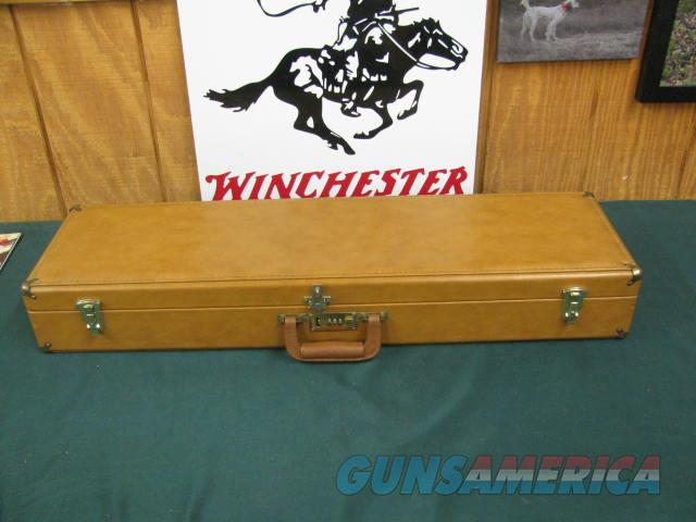 6767 Winchester 23 Pigeon XTR 20 gauge 28 inch barrels mod/full, single select trigger,vent rib ejectors, Winchester butt plate, Winchester case, Winchester oil soaked papersround knob, rose/scroll engraved coin silver receiver,bores brite  Guns > Shotguns > Winchester Shotguns - Modern > SxS