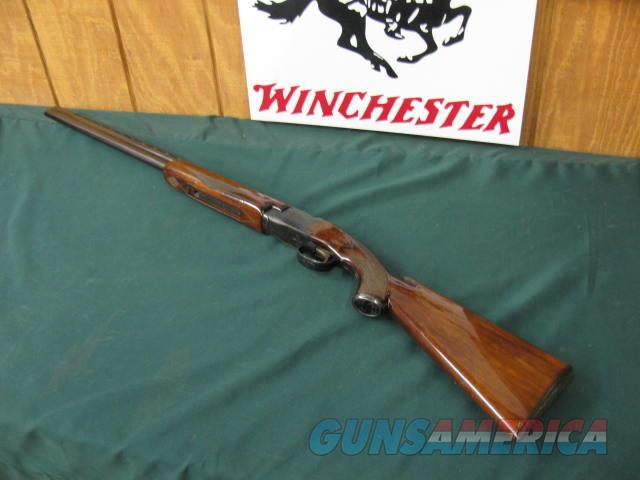 6345 Winchester 101 field 20 gauge 28 inch barrels 2 3/4 & 3 inch chambers, mod/full, vent rib ejectors, pistol grip with cap, Winchester butt plate, all original, 97% condition.  Guns > Shotguns > Winchester Shotguns - Modern > O/U > Hunting