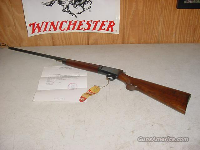 3938 Winchester Model 63 22 LR w/Hang Tag 99%  Guns > Rifles > Winchester Rifles - Modern Bolt/Auto/Single > Autoloaders