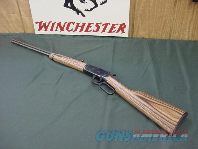 4805 Winchester 9422 s l lr BROWN LAMINATE MINT--------sale priced--------  Guns > Rifles > Winchester Rifles - Modern Lever > Model 94 > Post-64