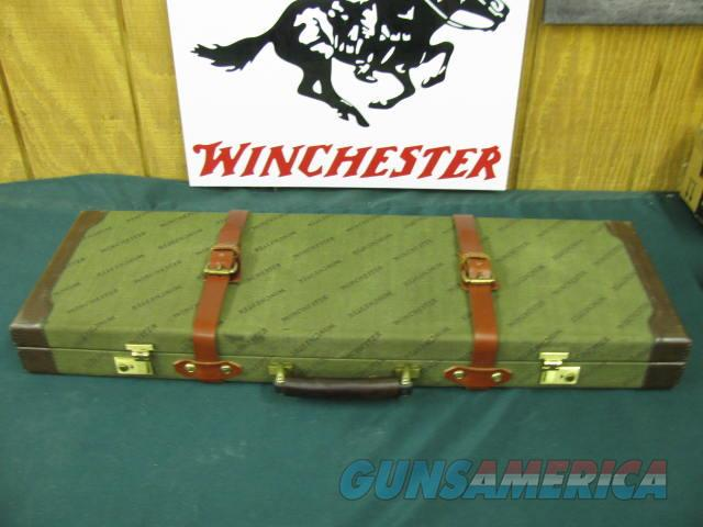 6215 Winchester 101 Pigeon LIGHTWEIGHT BABY FRAME 28 gauge 28 inch barrels STRAIGHT GRIP, 4 Briley chokes s ic m f, wrench,vent rib, quail engraved on coin silver receiver, Winchester buttpad,extra padl AA+Fancy Walnut. 99% condition. very   Guns > Shotguns > Winchester Shotguns - Modern > O/U > Hunting