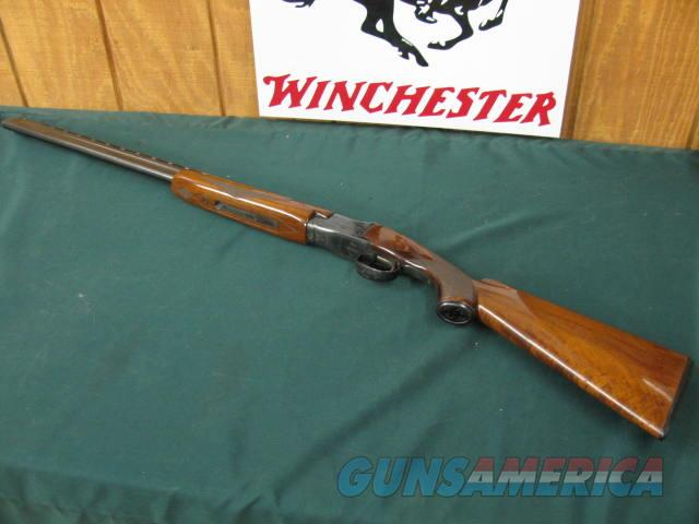 6274 Winchester Field 28 gauge 28 inch barrels skeet/skeet, vent rib ejectors pistol grip with cap Winchester butt plate ALL ORIGINAL AND IN 97% CONDITION, great upland bird shotgun or for clays  Guns > Shotguns > Winchester Shotguns - Modern > O/U > Hunting