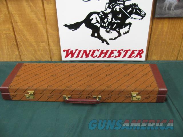 5904 Winchester 23 Pigeon DUCKS UNLIMITED 12ga 28bls m/f AS NEW IN CASE AAFANCY  Guns > Shotguns > Winchester Shotguns - Modern > SxS