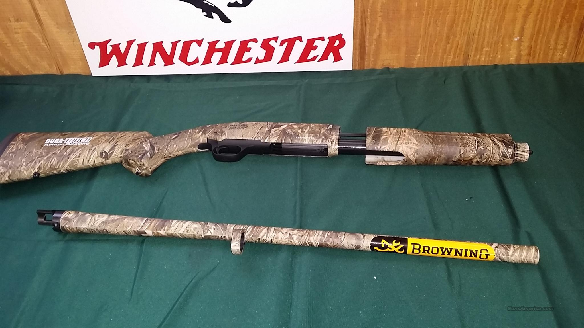 "Browning BPS Camo Dura-Touch 12G 26""  Invector-Plus™ choke tube system  Guns > Shotguns > Browning Shotguns > Pump Action > Hunting"