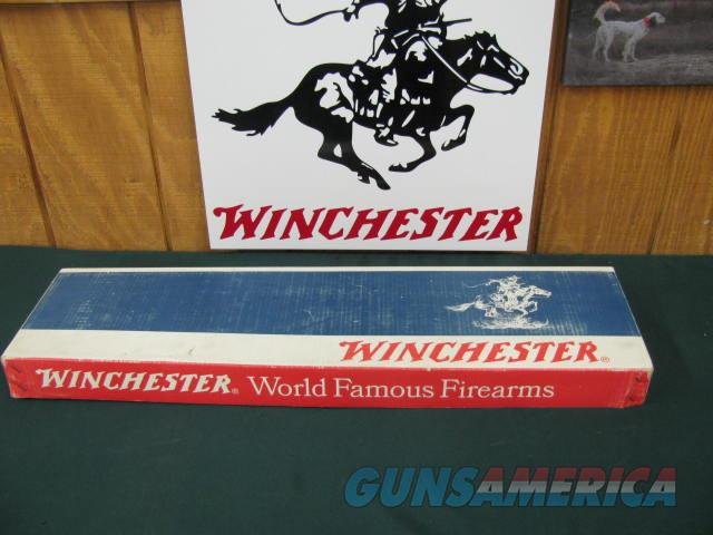 6098 Winchester 101 Field 12 gauge 30 INCH BARRELS RARE,MOD/FULL, NEW IN BOX, HANG TAG, PAPERS, CORRECT BOX, 30 inch barrels are RARE,ejectors, pistol grip, butt plate,vent rib, box has all the innards. dont miss this time capsule survivor.  Guns > Shotguns > Winchester Shotguns - Modern > O/U > Hunting