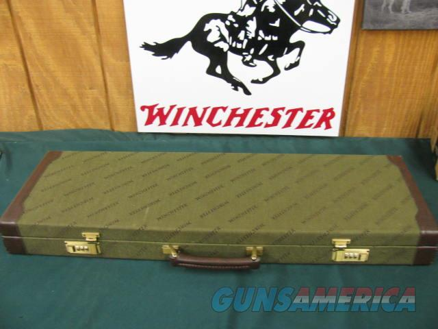 6081 Winchester 101 QUAIL SPECIAL, 20 gauge 26 inch barrels 2 win chokes mod/full, more chokes available $40, correct Winchester case, AA Fancy figured walnut in stock and forend.wrench. STRAIGHT STOCK, Winchester pad. all origial, only 500  Guns > Shotguns > Winchester Shotguns - Modern > O/U > Hunting